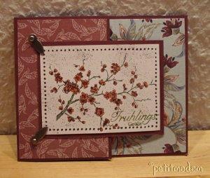 Vip-Donnerstag #2/2012 -Joy Fold Card